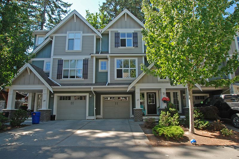 Townhouse at 33 5837 SAPPERS WAY, Unit 33, Sardis, British Columbia. Image 1