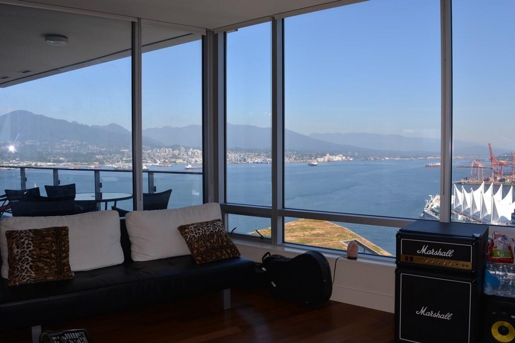 Condo Apartment at 2304 1077 W CORDOVA STREET, Unit 2304, Vancouver West, British Columbia. Image 4
