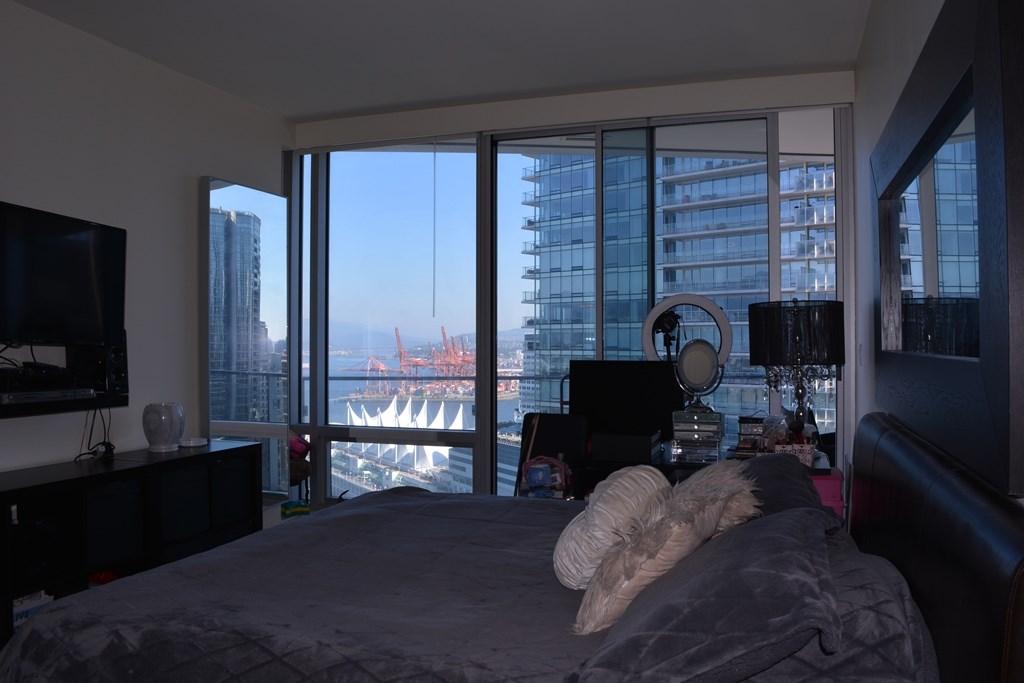 Condo Apartment at 2304 1077 W CORDOVA STREET, Unit 2304, Vancouver West, British Columbia. Image 6