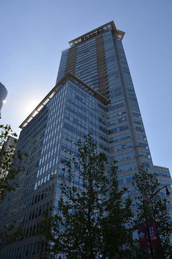 Condo Apartment at 2304 1077 W CORDOVA STREET, Unit 2304, Vancouver West, British Columbia. Image 9