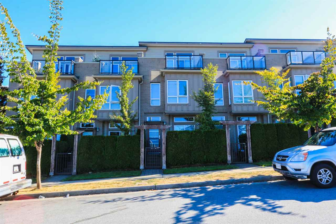 Townhouse at 23 3788 LAUREL STREET, Unit 23, Burnaby South, British Columbia. Image 1