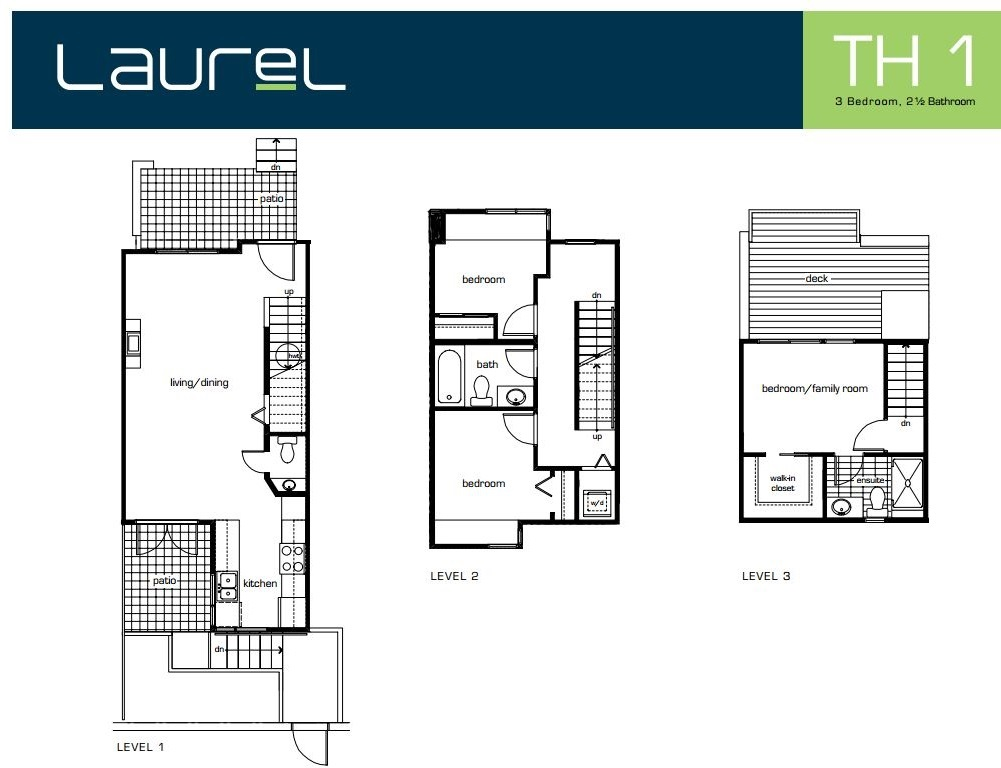 Townhouse at 23 3788 LAUREL STREET, Unit 23, Burnaby South, British Columbia. Image 11