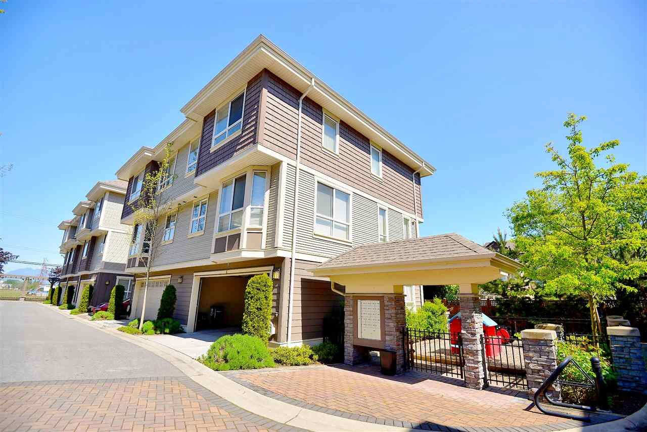 Townhouse at 6 6100 ALDER STREET, Unit 6, Richmond, British Columbia. Image 2