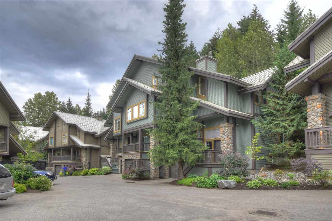 Townhouse at 16 4501 BLACKCOMB WAY, Unit 16, Whistler, British Columbia. Image 2