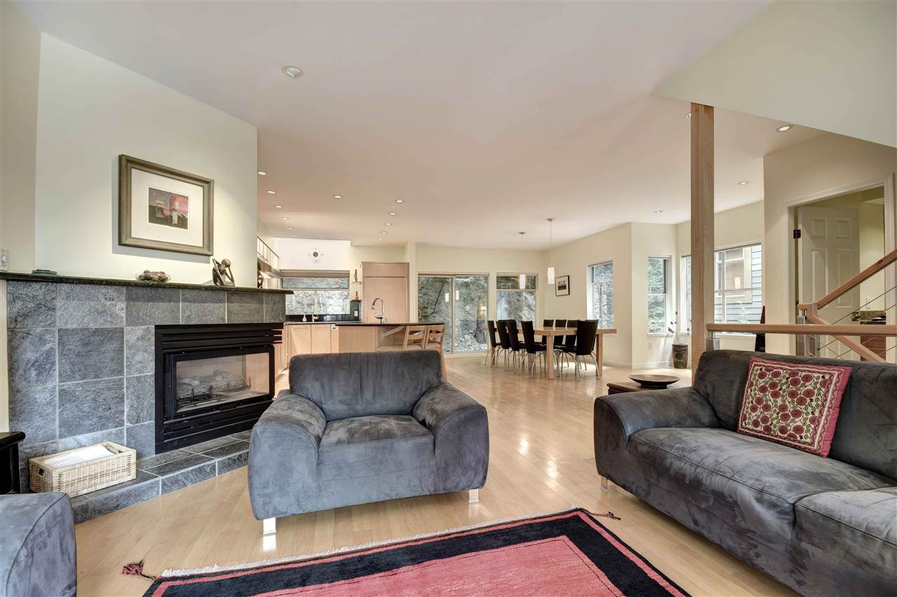 Townhouse at 16 4501 BLACKCOMB WAY, Unit 16, Whistler, British Columbia. Image 3