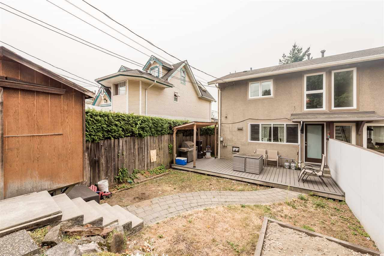 Half-duplex at 458 E 1ST STREET, North Vancouver, British Columbia. Image 20