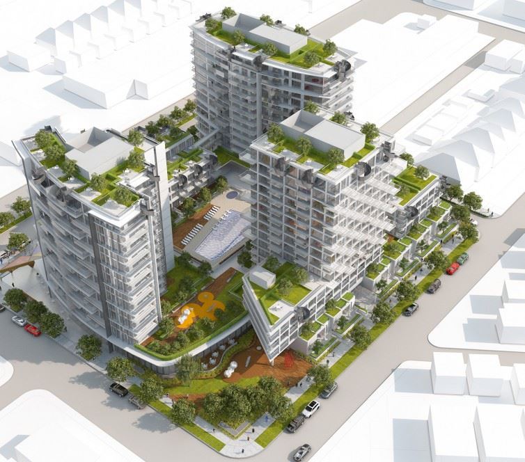 Condo Apartment at 517 2220 KINGSWAY, Unit 517, Vancouver East, British Columbia. Image 2