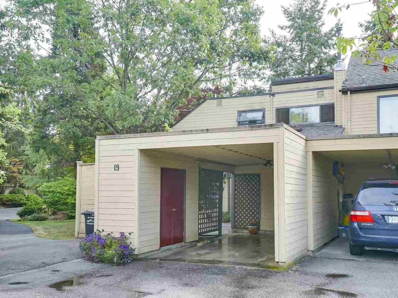 Townhouse at 19 7491 NO. 1 ROAD, Unit 19, Richmond, British Columbia. Image 1