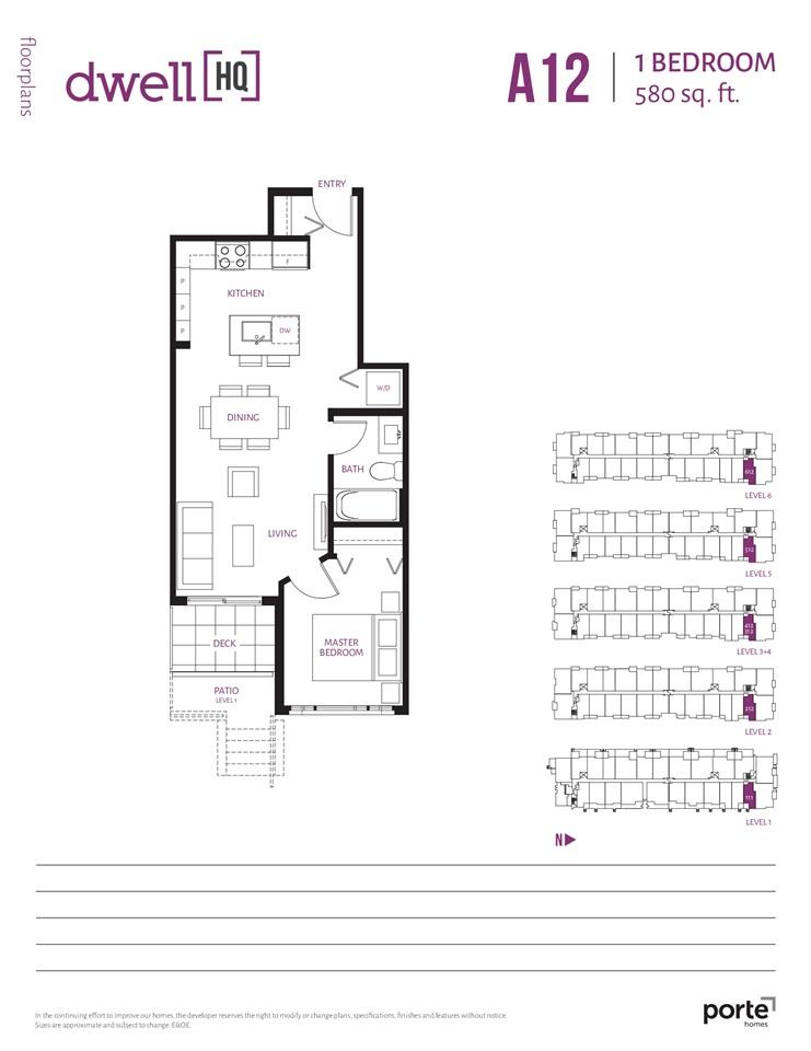Condo Apartment at 111 13963 105A AVENUE, Unit 111, North Surrey, British Columbia. Image 1
