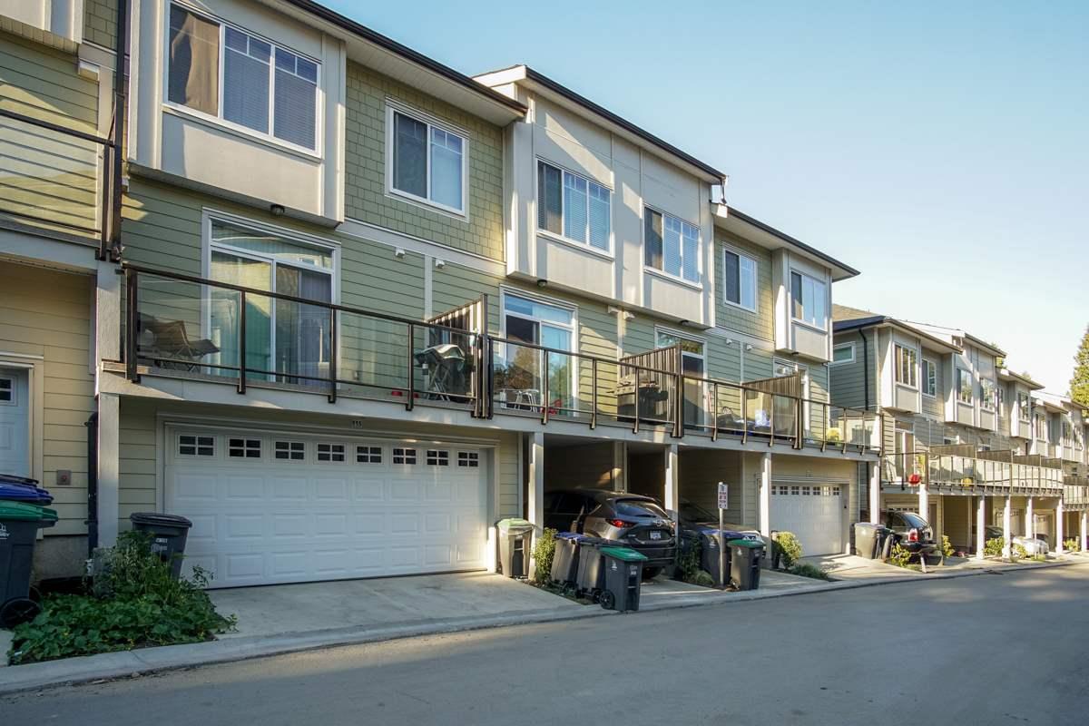 Townhouse at 115 13670 62 AVENUE, Unit 115, Surrey, British Columbia. Image 20