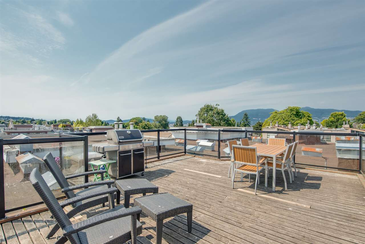 Condo Apartment at 328 2680 W 4TH AVENUE, Unit 328, Vancouver West, British Columbia. Image 17