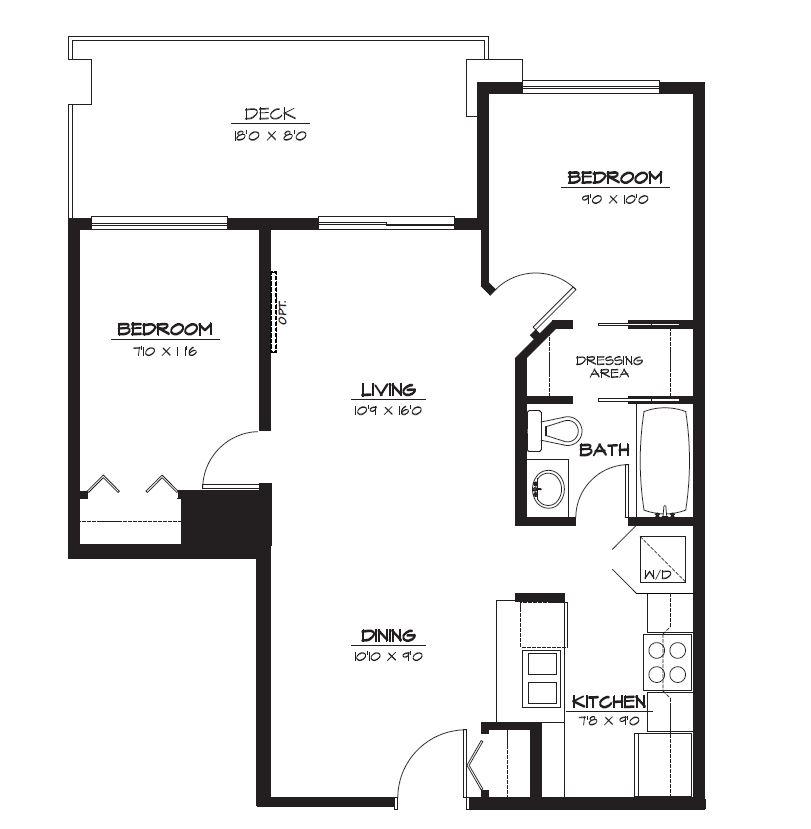 Condo Apartment at 314 2465 WILSON AVENUE, Unit 314, Port Coquitlam, British Columbia. Image 8