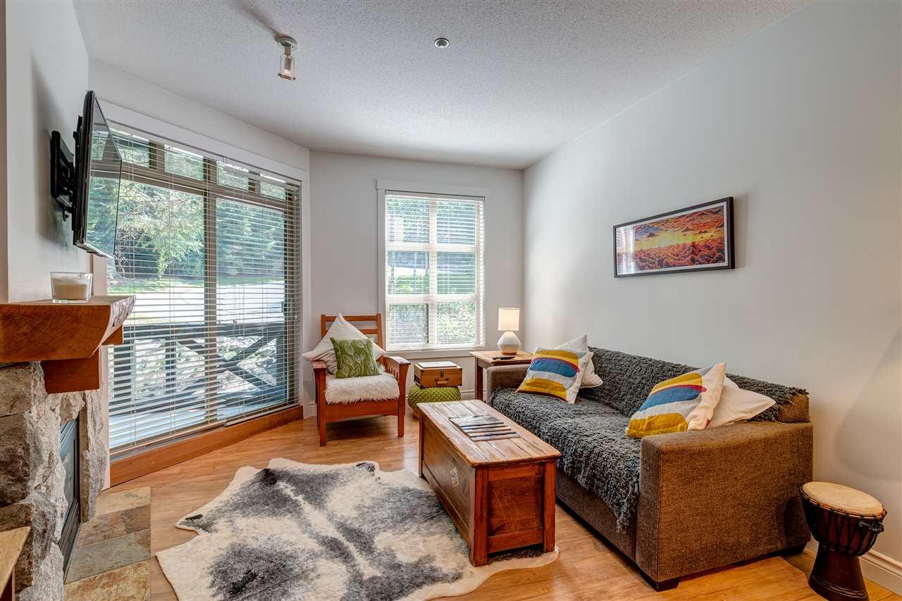 Condo Apartment at 221 4660 BLACKCOMB WAY, Unit 221, Whistler, British Columbia. Image 1