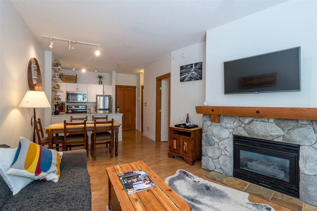 Condo Apartment at 221 4660 BLACKCOMB WAY, Unit 221, Whistler, British Columbia. Image 2