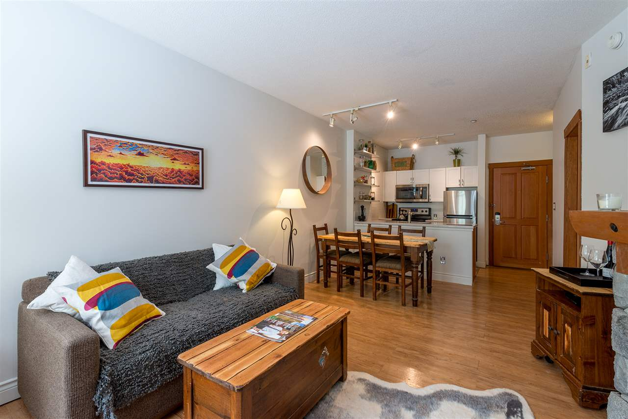 Condo Apartment at 221 4660 BLACKCOMB WAY, Unit 221, Whistler, British Columbia. Image 3