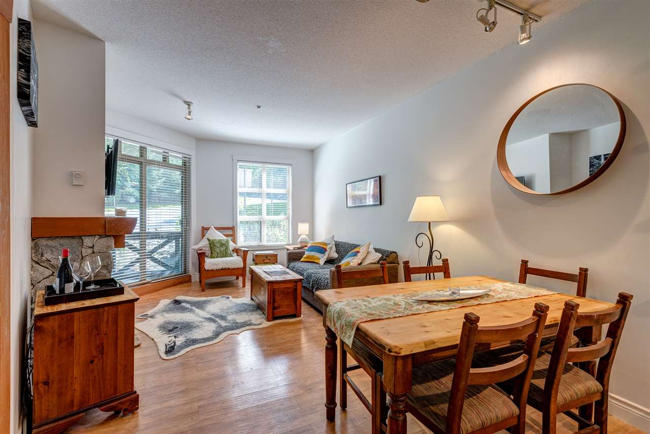 Condo Apartment at 221 4660 BLACKCOMB WAY, Unit 221, Whistler, British Columbia. Image 4