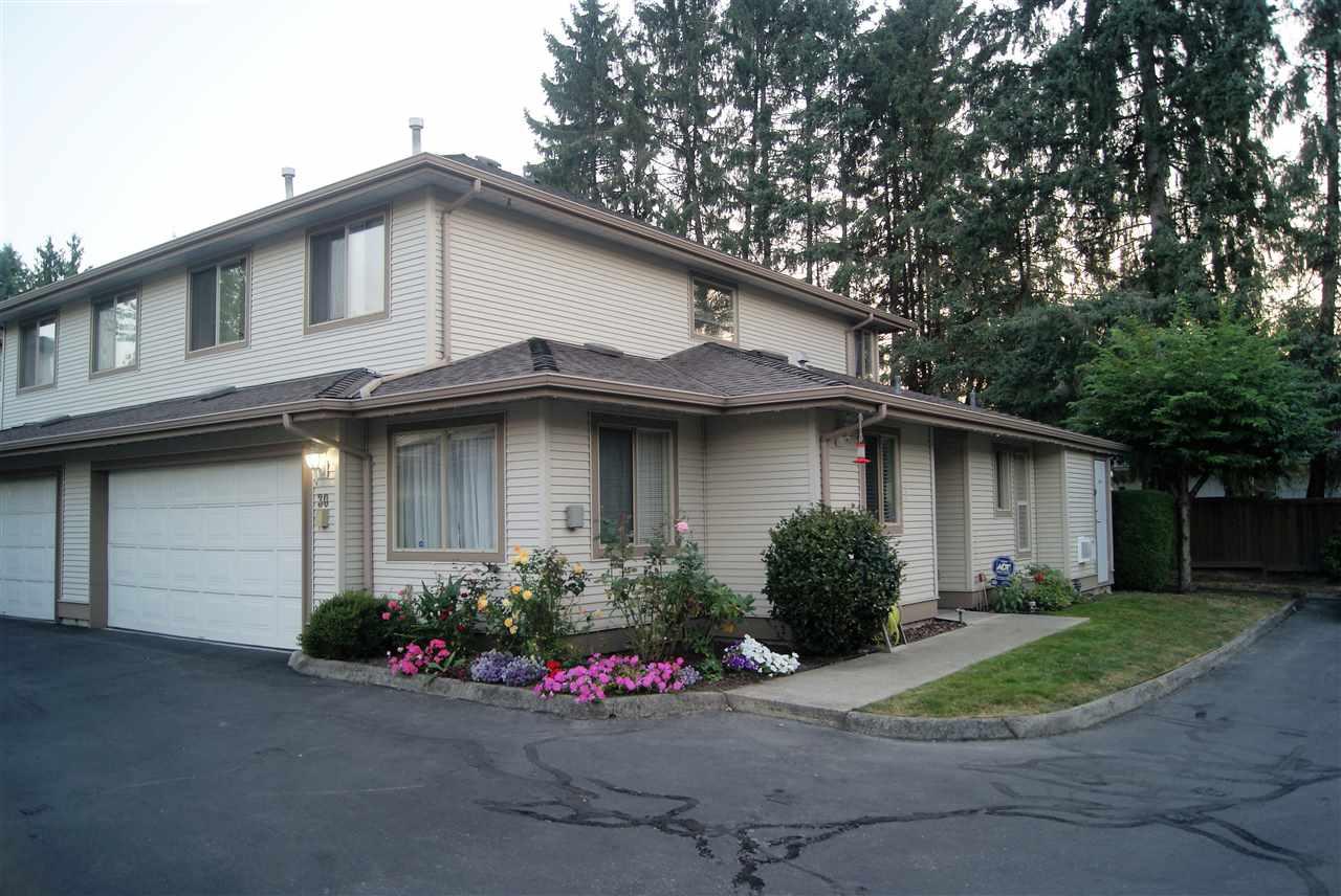 Townhouse at 30 22280 124 AVENUE, Unit 30, Maple Ridge, British Columbia. Image 1