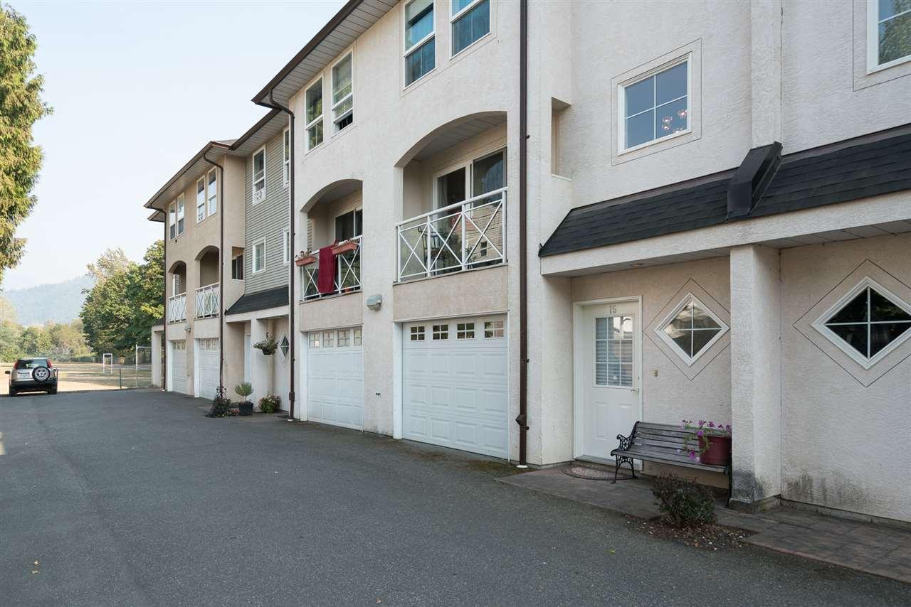 Townhouse at 15 5926 VEDDER ROAD, Unit 15, Sardis, British Columbia. Image 2