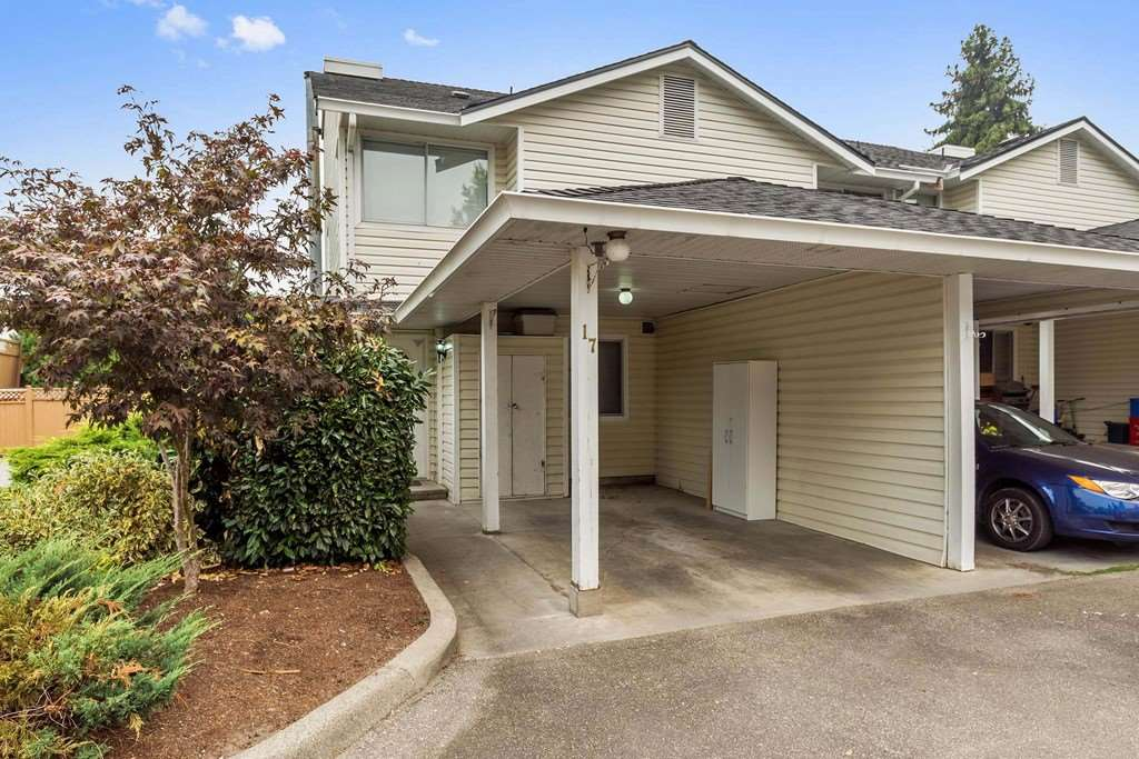 Townhouse at 17 22411 124TH AVENUE, Unit 17, Maple Ridge, British Columbia. Image 1
