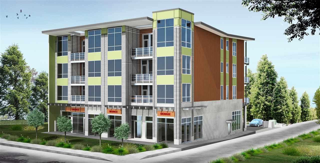 Condo Apartment at 202 8488 160 STREET, Unit 202, Surrey, British Columbia. Image 1