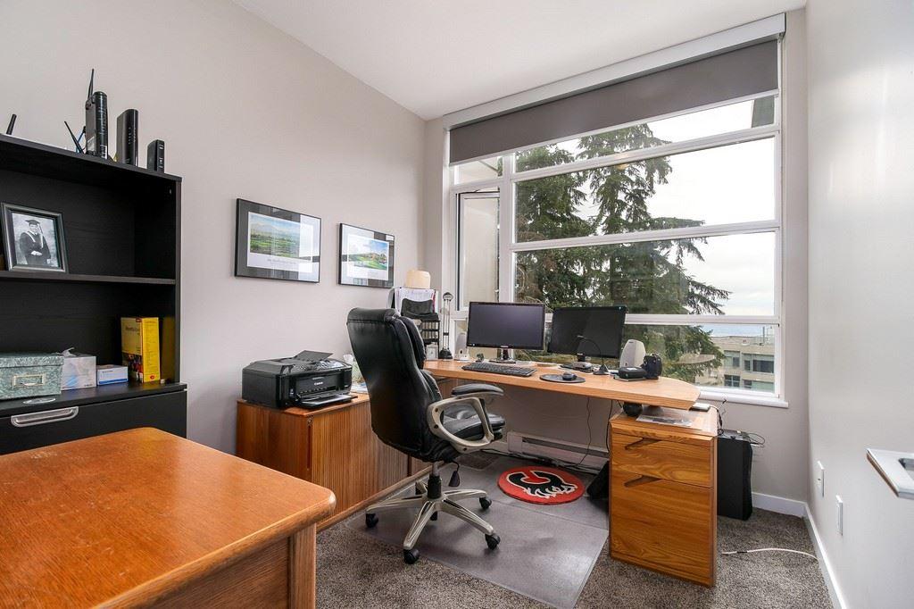 Condo Apartment at 809 9266 UNIVERSITY CRESCENT, Unit 809, Burnaby North, British Columbia. Image 16