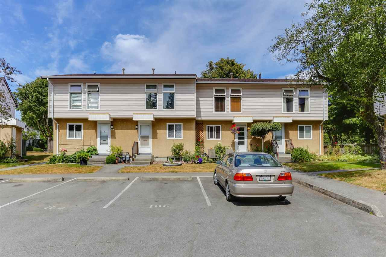 Townhouse at 6760 ARLINGTON STREET, Vancouver East, British Columbia. Image 1