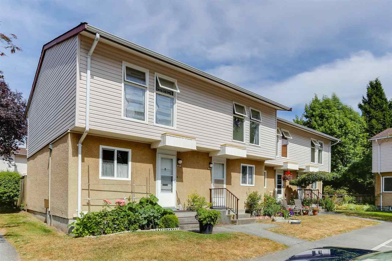 Townhouse at 6760 ARLINGTON STREET, Vancouver East, British Columbia. Image 2