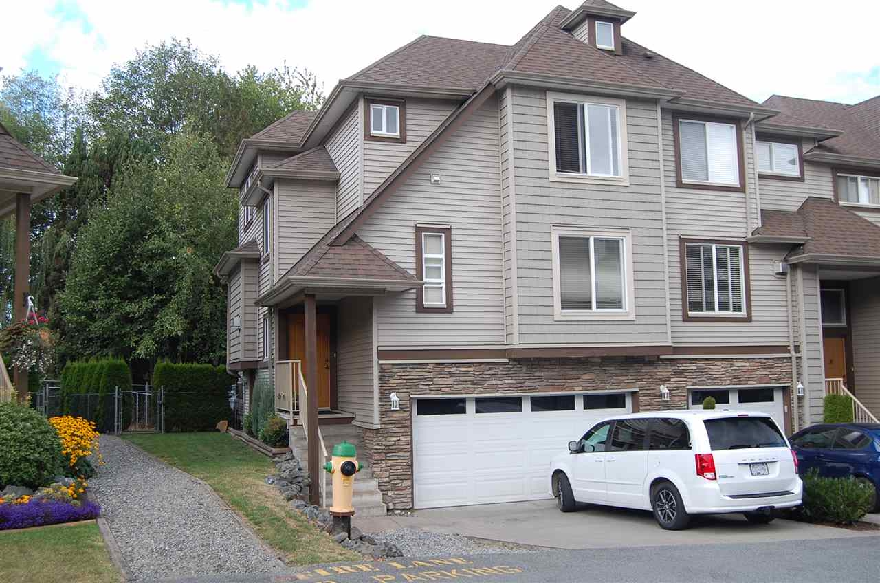 Townhouse at 10 46778 HUDSON ROAD, Unit 10, Sardis, British Columbia. Image 1