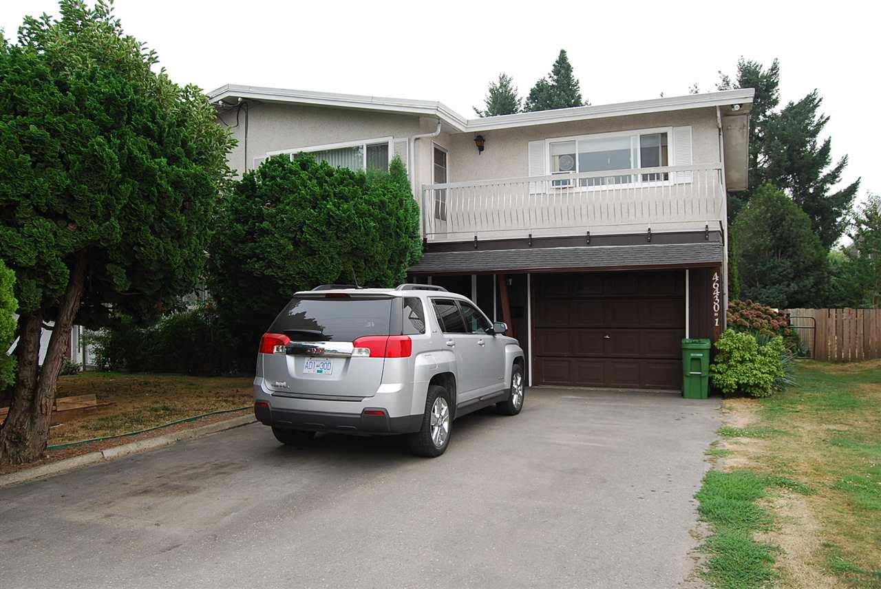 Half-duplex at 1 46430 FIRST AVENUE, Unit 1, Chilliwack, British Columbia. Image 1