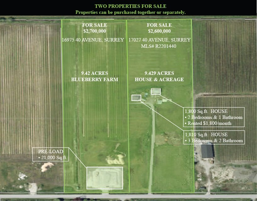 Vacant Land at 16975 40 AVENUE, Cloverdale, British Columbia. Image 3