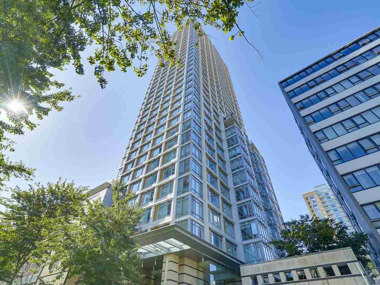 Condo Apartment at 2508 1028 BARCLAY STREET, Unit 2508, Vancouver West, British Columbia. Image 1