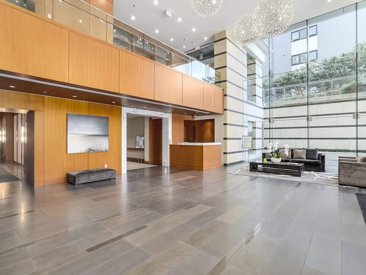 Condo Apartment at 2508 1028 BARCLAY STREET, Unit 2508, Vancouver West, British Columbia. Image 2