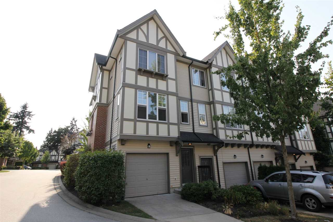 Townhouse at 10 8385 DELSOM WAY, Unit 10, N. Delta, British Columbia. Image 1