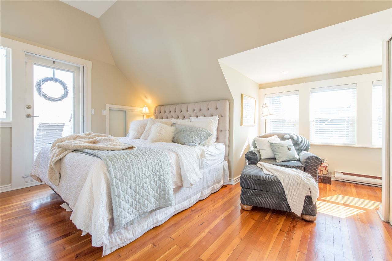 Townhouse at C 405 W 14TH AVENUE, Unit C, Vancouver West, British Columbia. Image 3