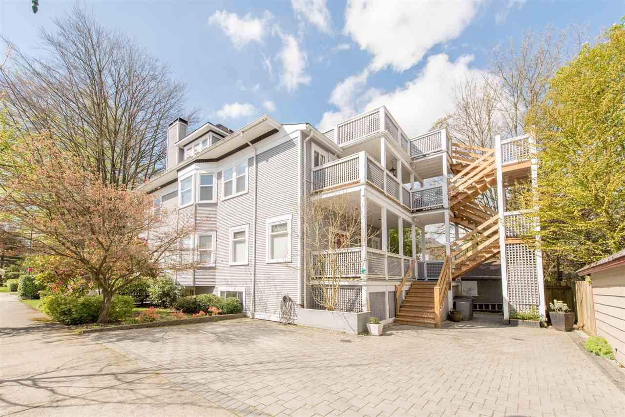 Townhouse at C 405 W 14TH AVENUE, Unit C, Vancouver West, British Columbia. Image 18