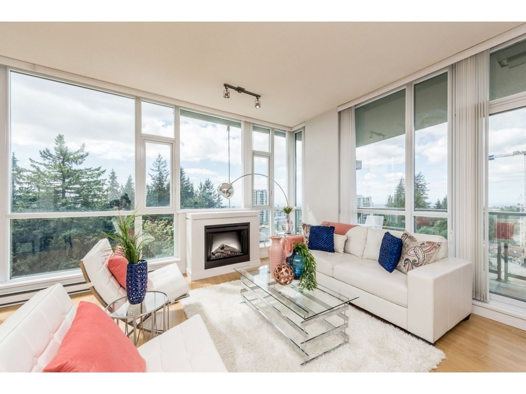 Condo Apartment at PH5 9188 UNIVERSITY CRESCENT, Unit PH5, Burnaby North, British Columbia. Image 3