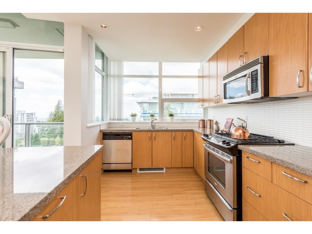 Condo Apartment at PH5 9188 UNIVERSITY CRESCENT, Unit PH5, Burnaby North, British Columbia. Image 9