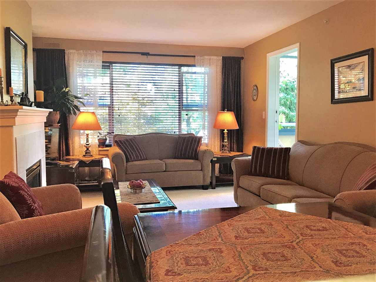 Condo Apartment at 208 5281 OAKMOUNT CRESCENT, Unit 208, Burnaby South, British Columbia. Image 2