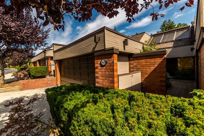 Townhouse at 6626 TURNBERRY CRESCENT, Vancouver West, British Columbia. Image 1