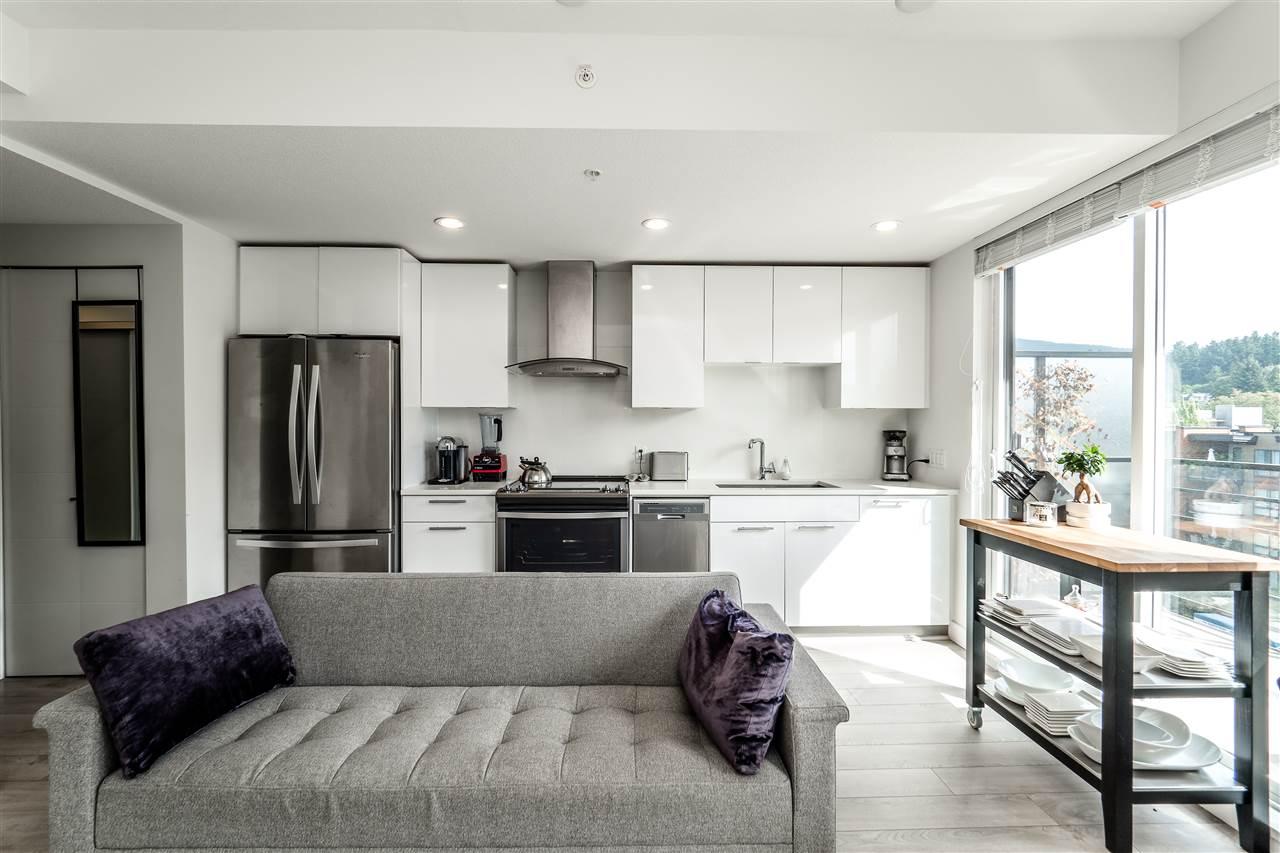 Condo Apartment at 619 723 W 3RD STREET, Unit 619, North Vancouver, British Columbia. Image 3