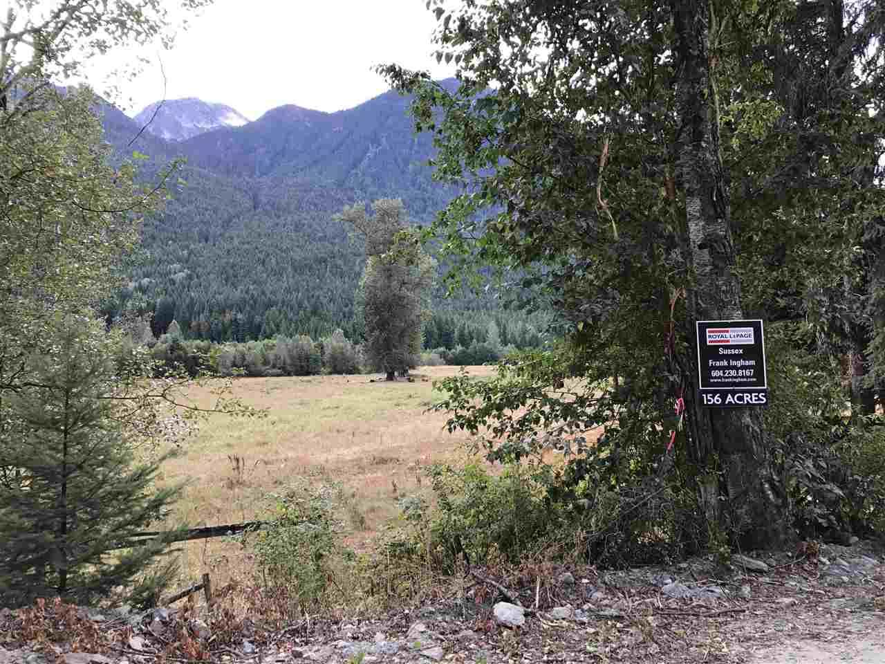 Vacant Land at DL969 BLACKWATER ROAD, Unit DL969, Pemberton, British Columbia. Image 1