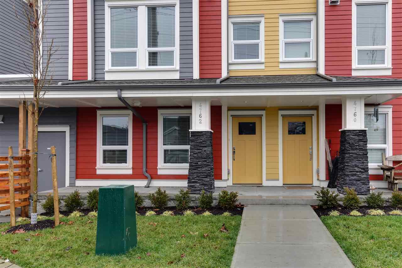 Townhouse at 4762 48B STREET, Ladner, British Columbia. Image 1