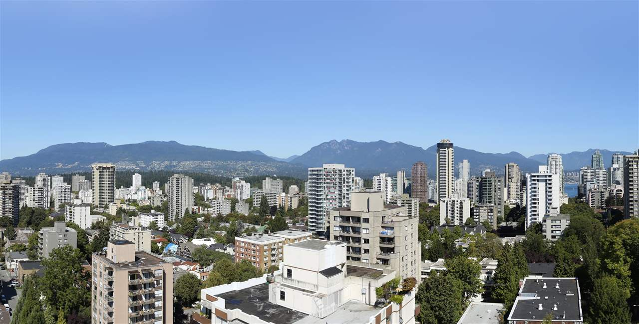 Condo Apartment at 1604 1171 JERVIS STREET, Unit 1604, Vancouver West, British Columbia. Image 1