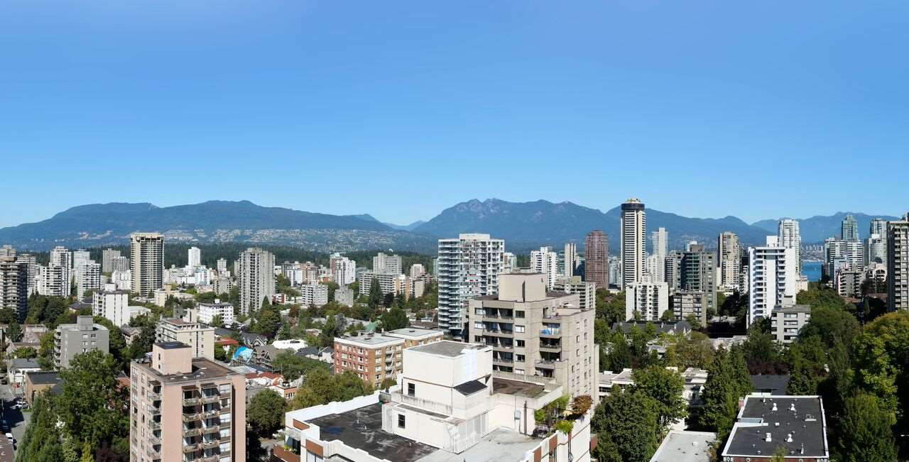 Condo Apartment at 1604 1171 JERVIS STREET, Unit 1604, Vancouver West, British Columbia. Image 4