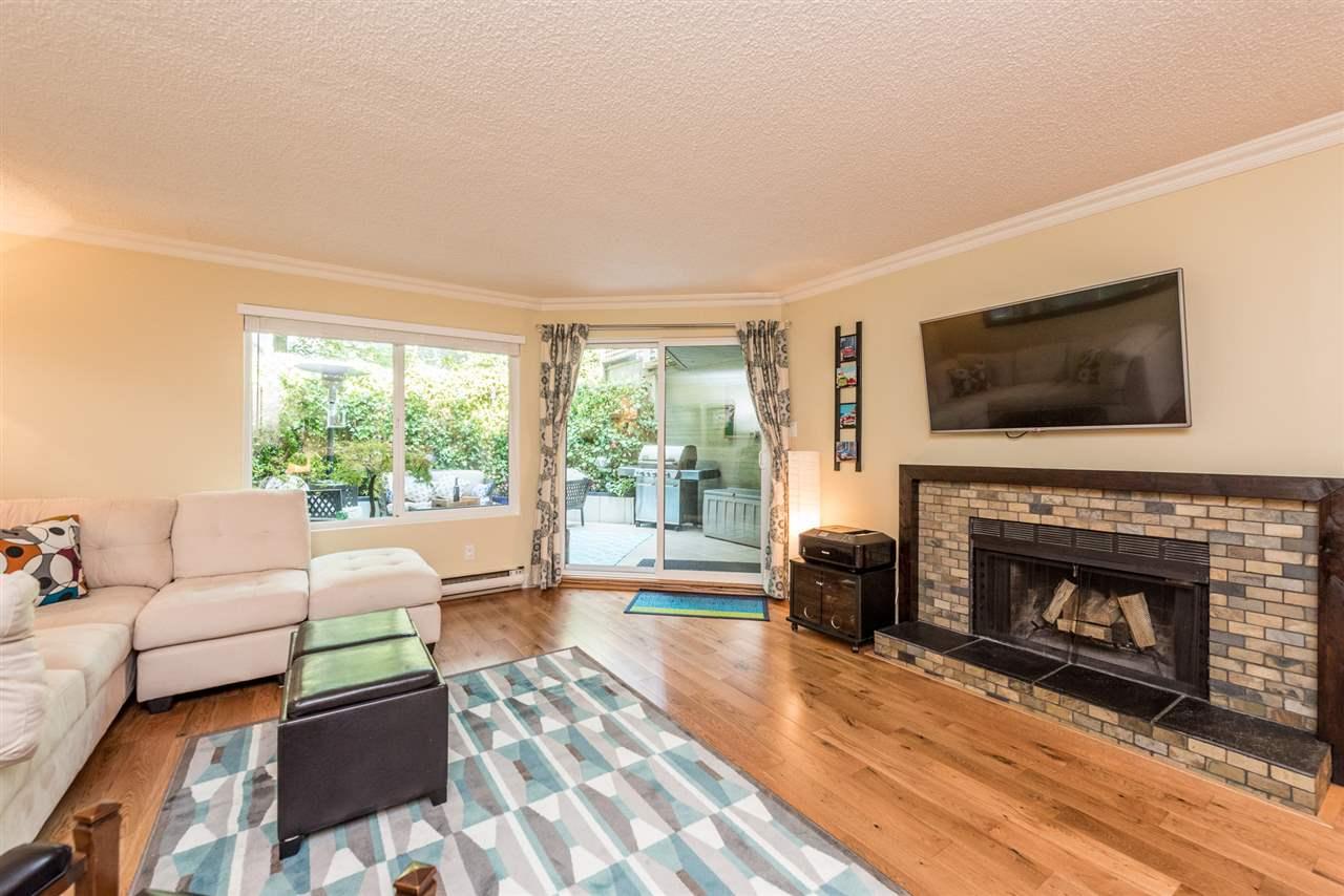 Condo Apartment at 103 969 JERVIS STREET, Unit 103, Vancouver West, British Columbia. Image 2