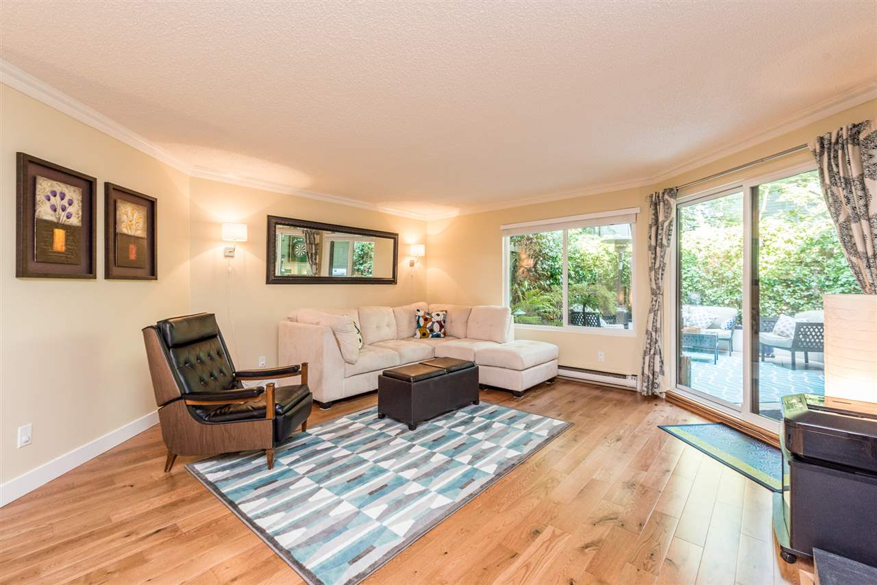 Condo Apartment at 103 969 JERVIS STREET, Unit 103, Vancouver West, British Columbia. Image 4