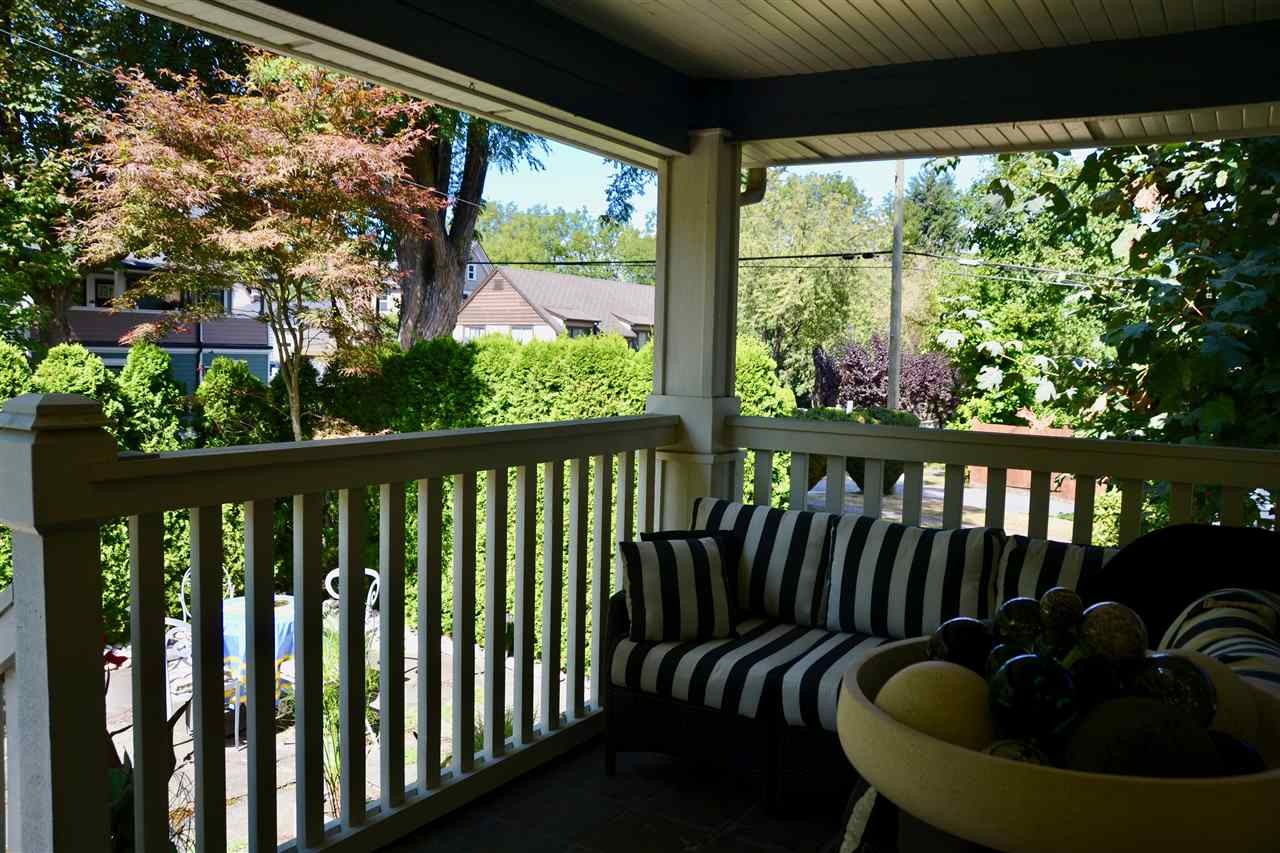 Townhouse at 2886 ALBERTA STREET, Vancouver West, British Columbia. Image 18