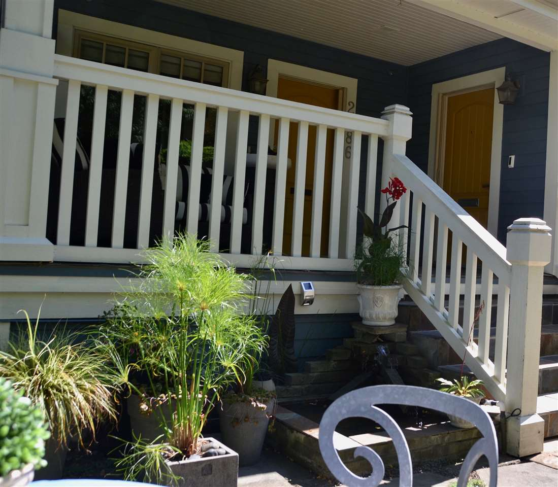 Townhouse at 2886 ALBERTA STREET, Vancouver West, British Columbia. Image 20