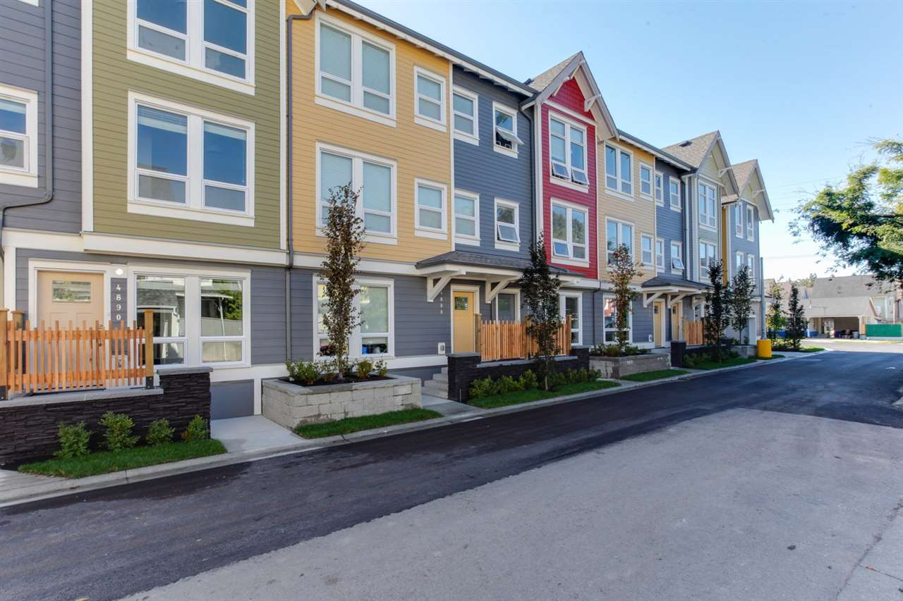 Townhouse at 4882 ELLIS LANE, Ladner, British Columbia. Image 1
