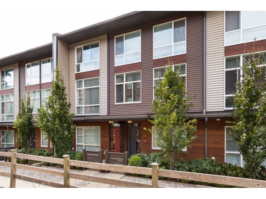 Townhouse at 104 16222 23A AVENUE, Unit 104, South Surrey White Rock, British Columbia. Image 1
